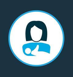 protect icon colored symbol premium quality vector image