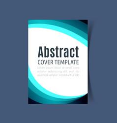 Report cover design5 vector