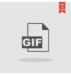 File Format Icon Professional pixel perfect vector image