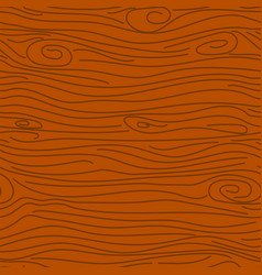 wood brown texture seamless pattern vector image