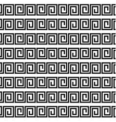 seamless japanese pattern geometric ornament vector image