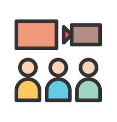 Video screening vector
