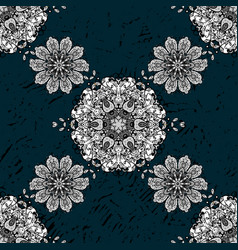 Ornate decoration luxury royal and victorian vector