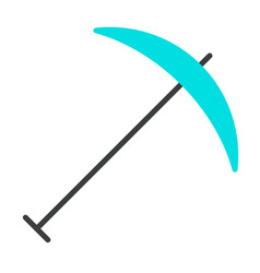 pick icon simple minimal 96x96 pictogram vector image vector image
