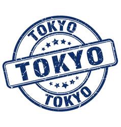 Tokyo stamp vector