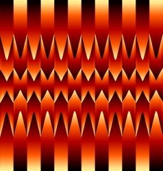 Optical abstract background vector image vector image