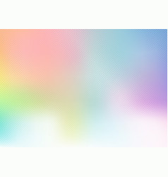Abstract rainbow pastel blurred soft background vector