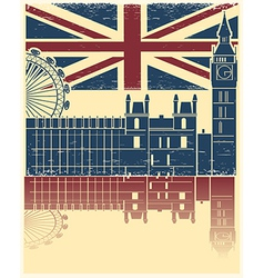 London Landmarks vector image