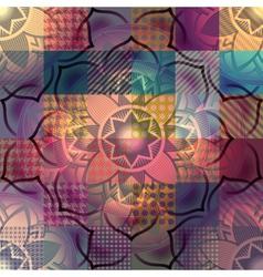 Mandala symbol vector