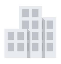 architecture icon vector image vector image