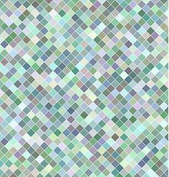 Colorful square pattern background design vector image