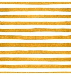 Gold seamless pattern of golden stripes vector image