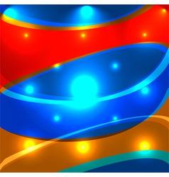 abstrakt background vector image vector image