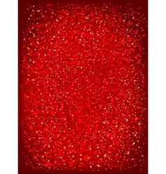 Holiday red abstract background vector image vector image