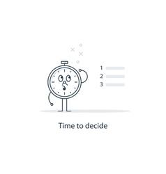 Choose between options vector