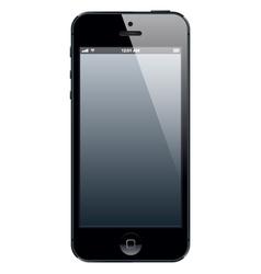 Phone Five vector image