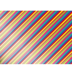 abstract background with colored bright stripes vector image