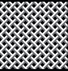 Weave seamless repeating pattern vector