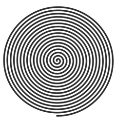 Large spiral vector