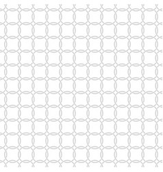 abstract gray circle patterns on white background vector image