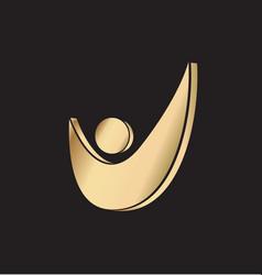 Check icon logo vector