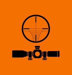 Scope icon vector