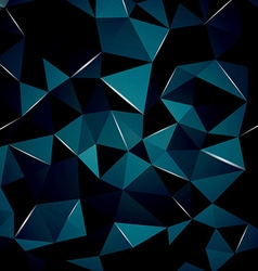 Abstract geometric background with perspective vector image