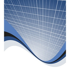 Abstract high-tech background vector image