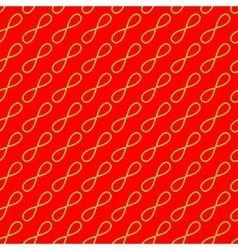 Drops geometric seamless pattern 4108 vector image