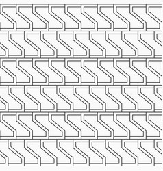 abstract seamless geometric pattern repeating vector image