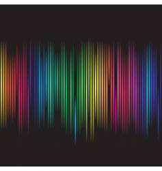 colorful spectrum vector image