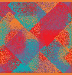 Grunge seamless pattern urban camouflage texture vector