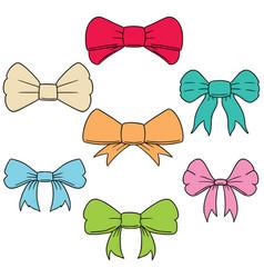Set bow vector