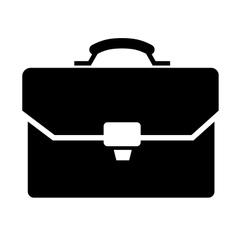 briefcase icon vector image