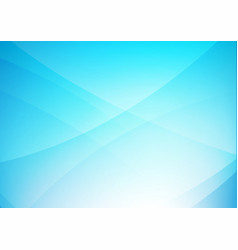 abstract blue clean background with simply curve vector image