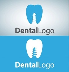 Dental logo 1 vector