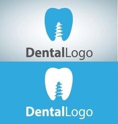 Dental logo 1 vector