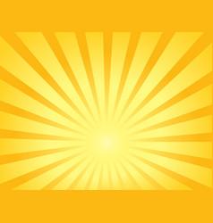 Sun theme abstract background 1 vector