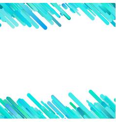 Seamless trendy diagonal gradient rounded stripe vector