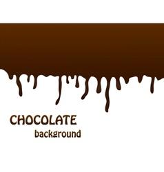 chocolate background editable vector image
