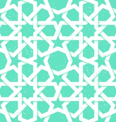 Arabesque pattern vector image
