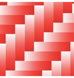 Red parquet background vector
