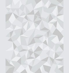 triangular seamless pattern vector image