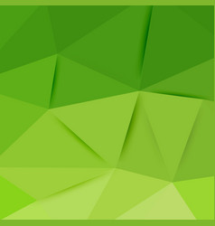 Abstract green graphic art vector