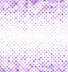 Light purple square pattern background design vector image