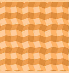 low poly seamless background vector image