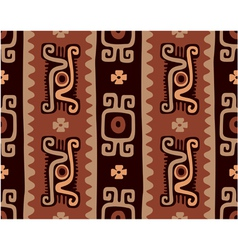mexican seamless tile vector image
