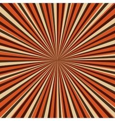 Sunburst pattern design vector