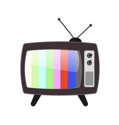 Television icon design vector