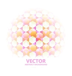 Abstract Background Sphere vector